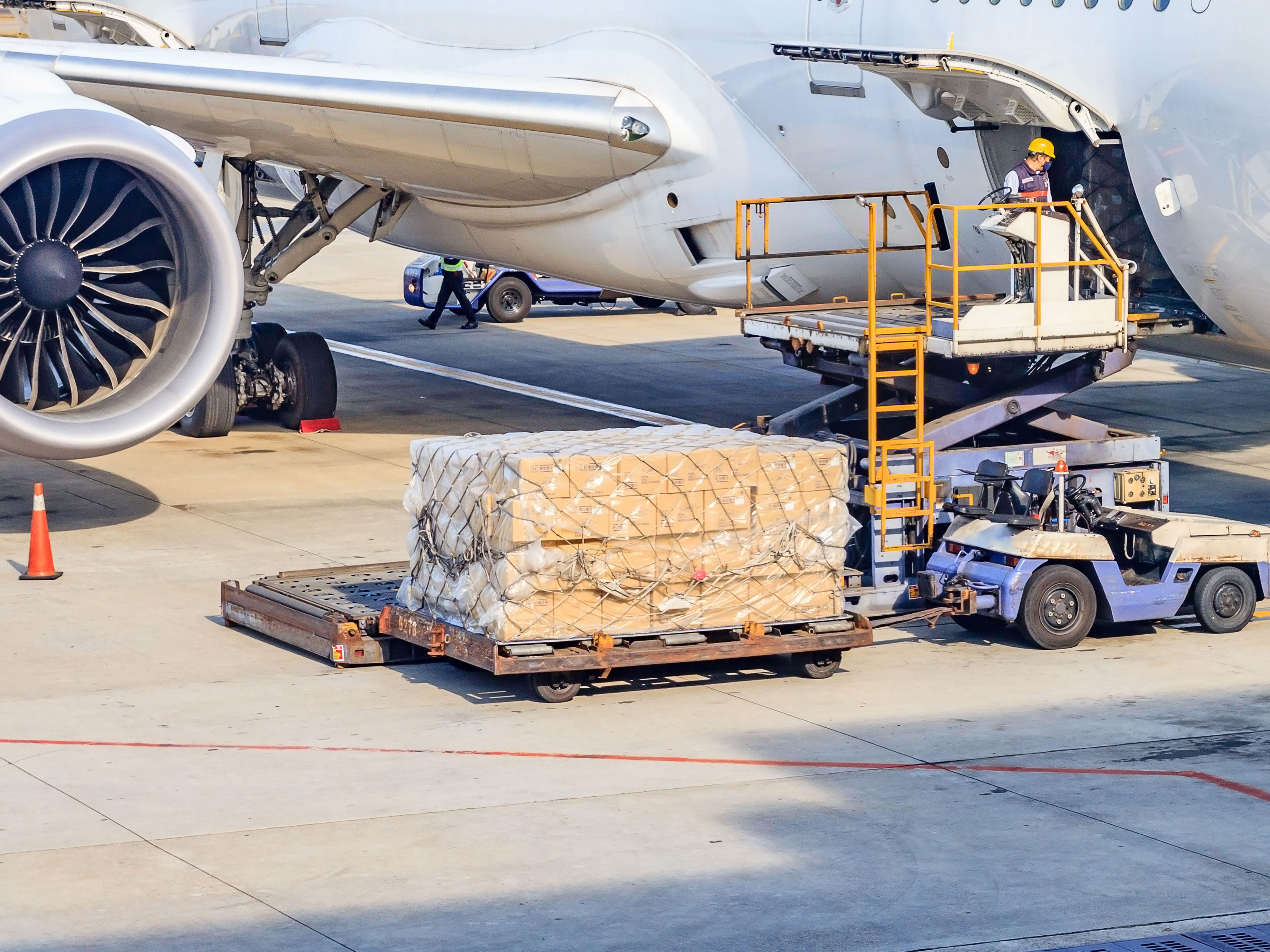 Expedited Freight Service
