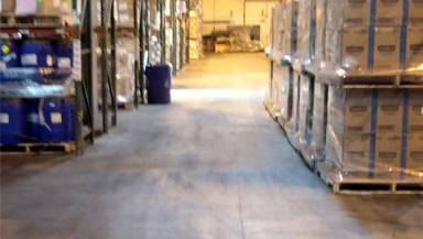 Jillamy Long Term Contract Warehousing Services