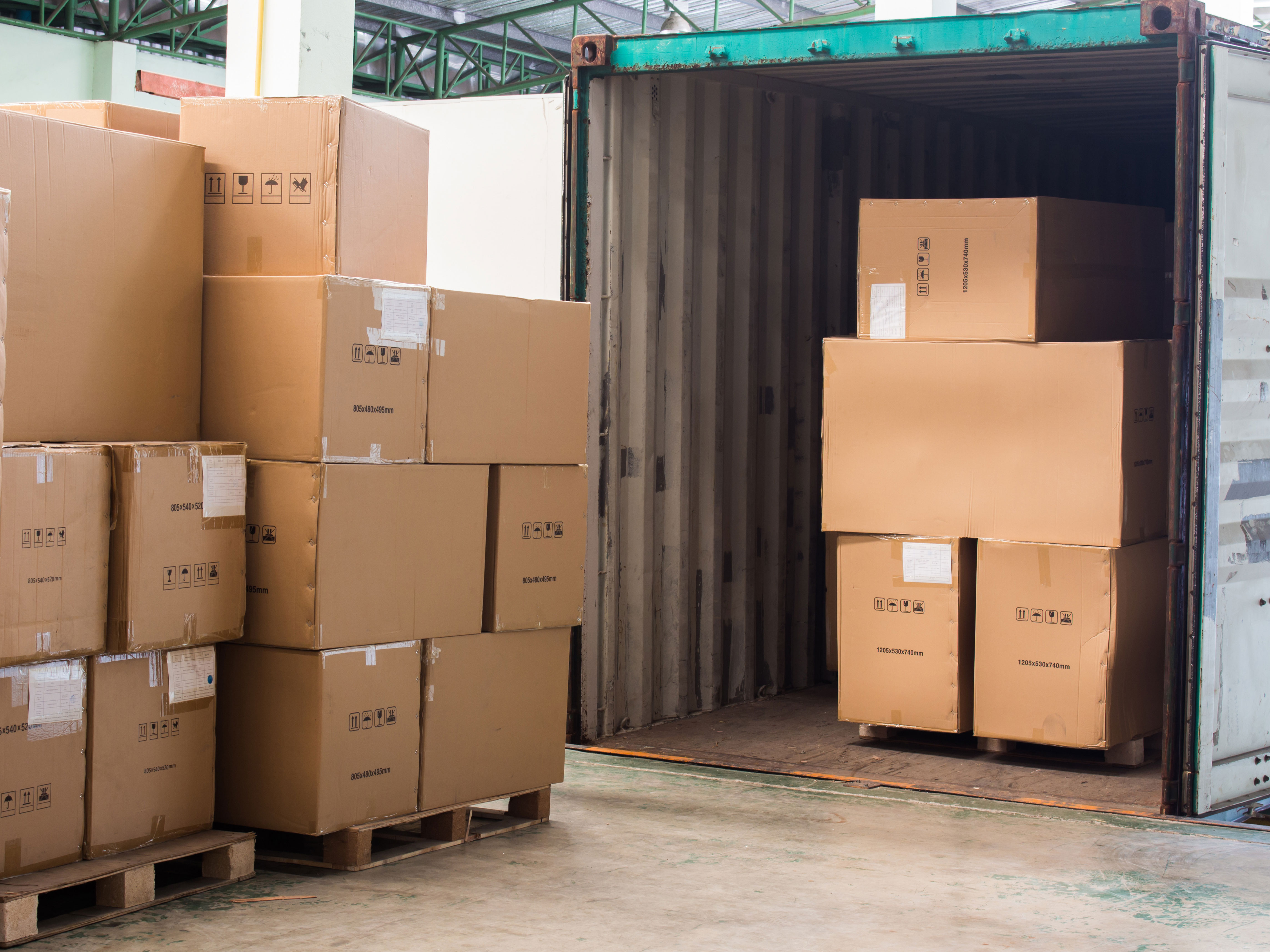 Less Than Truckload Freight Shipping