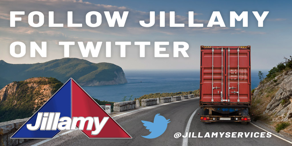 Follow Jillamy on Twitter
